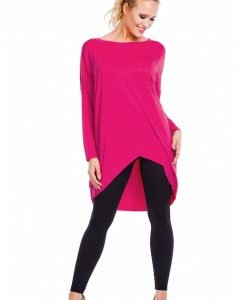 Tunica dama Lori maneca lunga - Haine si accesorii - Tricouri maiouri tunici si pulovere