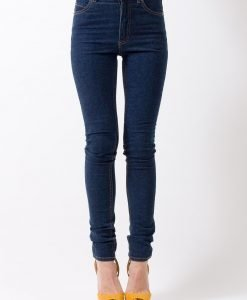 Blugi Cheap Monday Second Skin Wd OneWash - FEMEI - JEANS DAMA