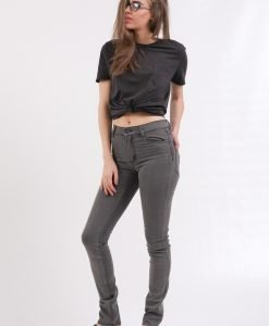 Blugi Cheap Monday Tight 45min Stonewash - FEMEI - JEANS DAMA