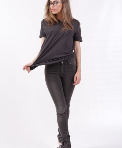 Blugi Cheap Monday Tight Black Shade - FEMEI - JEANS DAMA