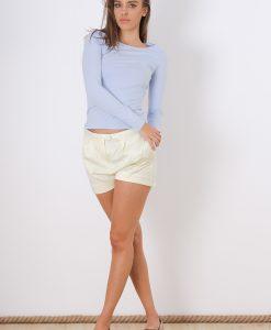 Bluza COS Blue Sky - FEMEI - BLUZE