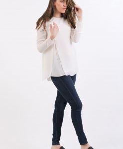 Bluza COS High Cut - FEMEI - BLUZE