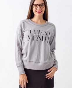 Bluza Cheap Monday Sporty - 75% OFF - 75% OFF