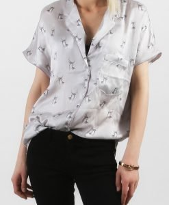 Bluza Zara pijamas - 75% OFF - 75% OFF