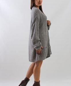 Cardigan Oversized - 75% OFF - 75% OFF