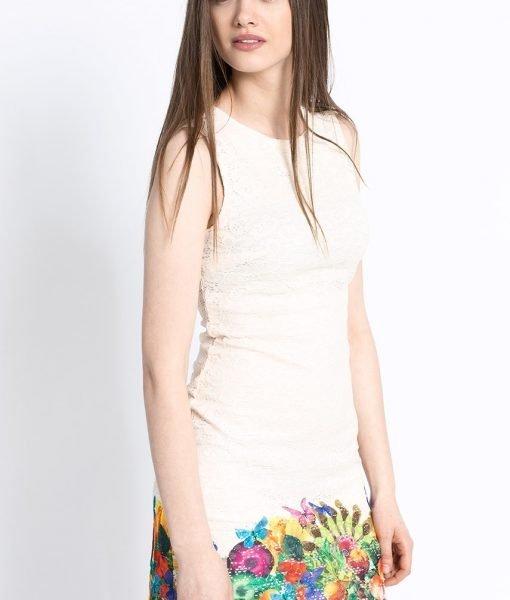 Desigual – Rochie Vest Guido – Îmbrăcăminte – Rochii şi tunici