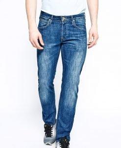 Lee - Jeansi Daren Blue Shadow - Îmbrăcăminte - Jeans