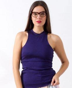 Maieu Cheap Monday Velvet - FEMEI - TRICOURI DE DAMA