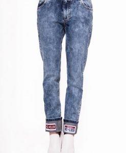 Milov - Jeanși Boyfriend - Îmbrăcăminte - Jeans