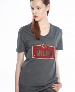 Milov - Maiou - Îmbrăcăminte - Tricouri