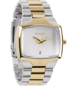 Nixon - Ceas A140 Player Silver - Accesorii - Ceasuri