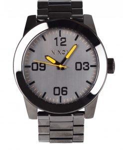 Nixon - Ceas Corporal SS Steel Gray - Accesorii - Ceasuri