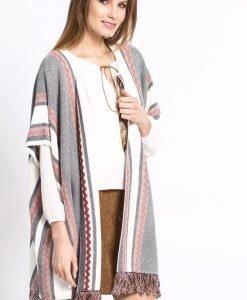 Only - Poncho Molly - Îmbrăcăminte - Geci şi paltoane