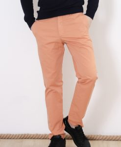 Pantaloni pentru barbati COS Light Orange - BARBATI - BARBATI