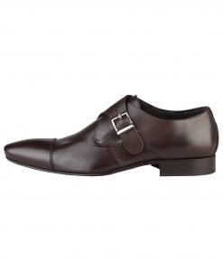 Pantofi barbati Versace 1969 Brown - BARBATI - INCALTAMINTE BARBATI