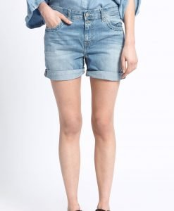 Pepe Jeans - Pantaloni scurti Jadin - Îmbrăcăminte - Pantaloni scurţi