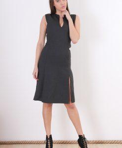 Rochie Zara stofa classic - FEMEI - ROCHII