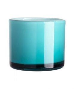 Suport lumanare sticla verde - 50% OFF - 50% OFF