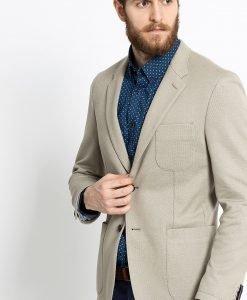 Tommy Hilfiger - Sacou Jersey Floral Alx - Îmbrăcăminte - Sacouri si costume