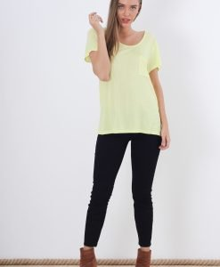 Tricou COS Lime Light - 25% OFF - 25% OFF