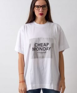 Tricou Cheap Monday Stock - FEMEI - TRICOURI DE DAMA