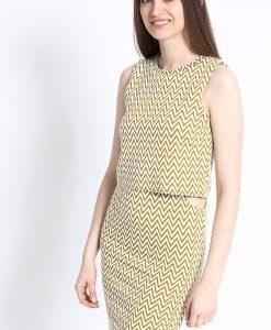 Vero Moda - Rochie Zaggi - Îmbrăcăminte - Rochii şi tunici