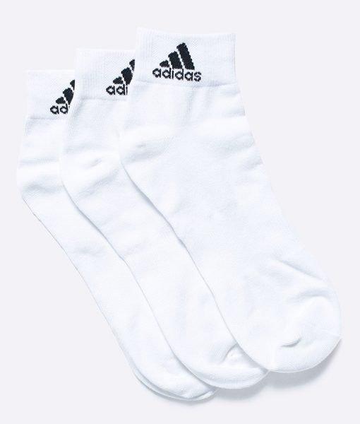 adidas Originals – Sosete scurte (3-pack) – Îmbrăcăminte – Şosete
