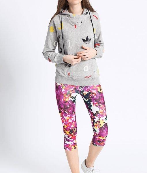 adidas Performance – Colanti Supernova – Îmbrăcăminte – Pantaloni şi leggings