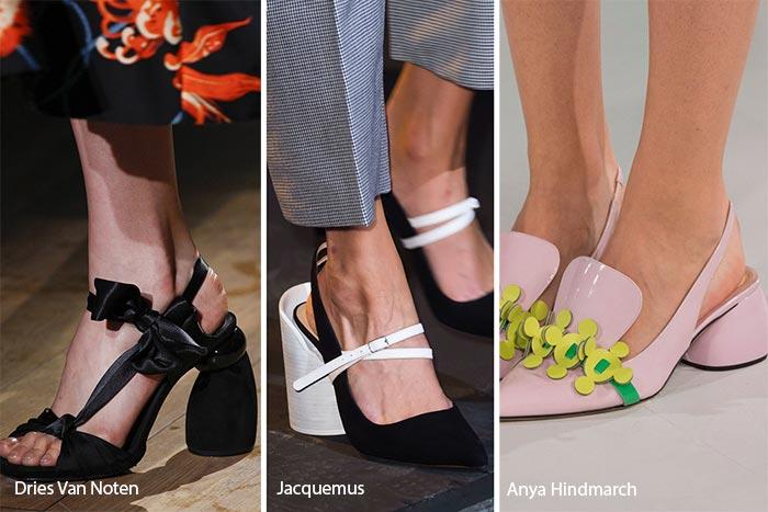 pantofi femei cu toc jos