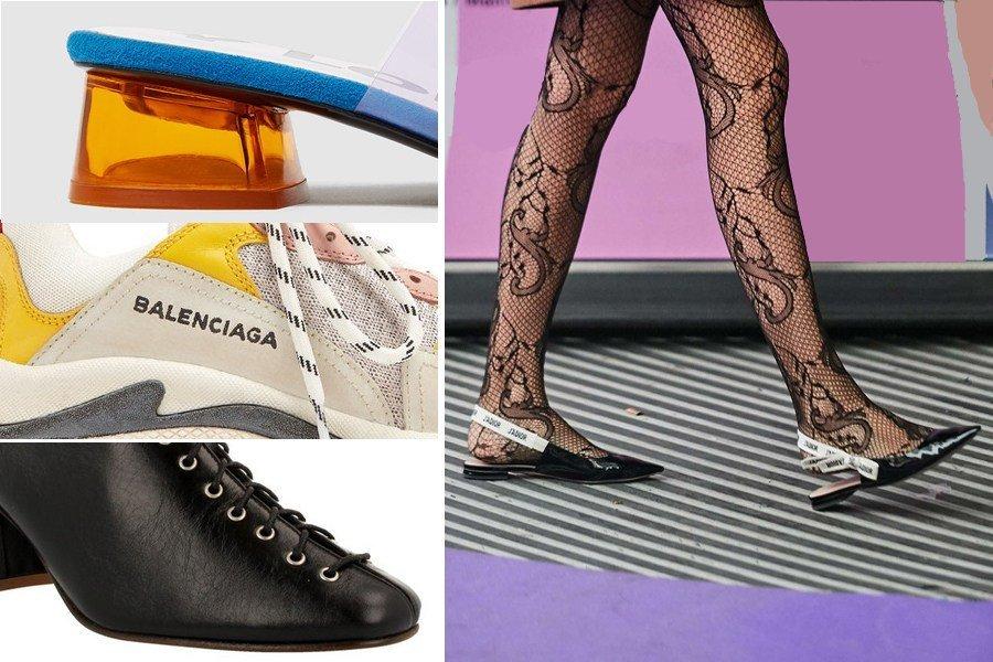 pantofi la moda femei 2018