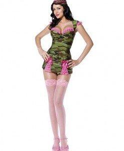 A216 Costum Tematic Armata - Armata - Marinar - Haine > Haine Femei > Costume Tematice > Armata - Marinar