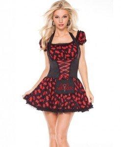 A224 Costum tematic Halloween - Altele - Haine > Haine Femei > Costume Tematice > Altele