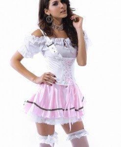 B125 Costum Tematic - Menajera - Menajera - Haine > Haine Femei > Costume Tematice > Menajera