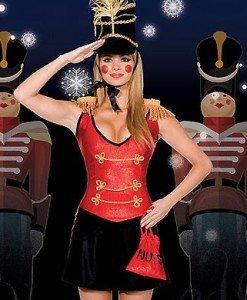 B140 - Costum Tematic - Gardian - Altele - Haine > Haine Femei > Costume Tematice > Altele
