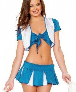 B235 Costum tematic majoreta - Altele - Haine > Haine Femei > Costume Tematice > Altele