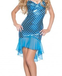 B319-4 Costum Halloween sirena - Altele - Haine > Haine Femei > Costume Tematice > Altele