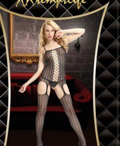 BS35 Bodystocking Dama - Bodystockings