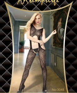 BS38 Lenjerie Bodystocking - Bodystockings