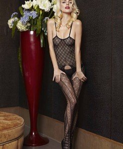 BS45 Lenjerie Bodystocking - Bodystockings