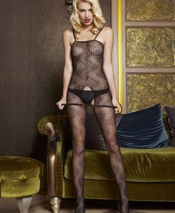 BS51 Bodystocking Dama - Bodystockings