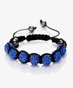 Bratara Blue Crystal - Accesorii - 0