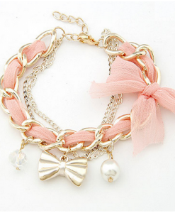 Bratara Cute Pink - Accesorii - 0