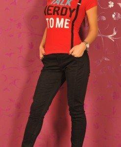 BsK4 Pantaloni Jeans Dama - Bershka - Haine > Brands > Bershka
