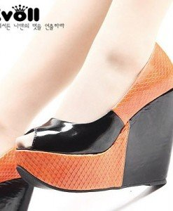 CH1342 Incaltaminte - Pantofi cu platforma - Pantofi cu platforma - Incaltaminte > Incaltaminte Femei > Pantofi cu platforma
