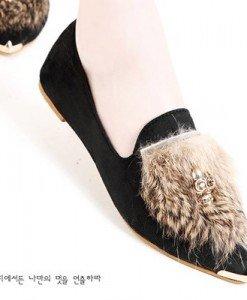CH1443 Incaltaminte - Balerini si slippers - Balerini si slippers - Incaltaminte > Incaltaminte Femei > Balerini si slippers