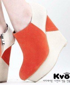CH1507 Incaltaminte - Pantofi cu platforma - Pantofi cu platforma - Incaltaminte > Incaltaminte Femei > Pantofi cu platforma