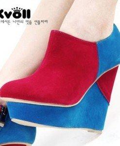 CH1508 Incaltaminte - Pantofi cu platforma - Pantofi cu platforma - Incaltaminte > Incaltaminte Femei > Pantofi cu platforma