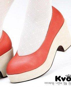 CH1638 Incaltaminte - Pantofi cu platforma - Pantofi cu platforma - Incaltaminte > Incaltaminte Femei > Pantofi cu platforma