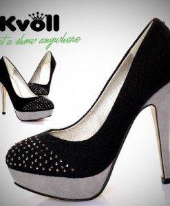 CH228 Pantofi Dama Incaltamine Femei Pantofi cu Toc - Pantofi Dama - Incaltaminte > Incaltaminte Femei > Pantofi Dama