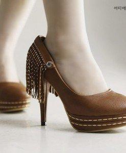 CH247 Pantofi Dama Incaltamine Femei Pantofi cu Toc - Pantofi Dama - Incaltaminte > Incaltaminte Femei > Pantofi Dama